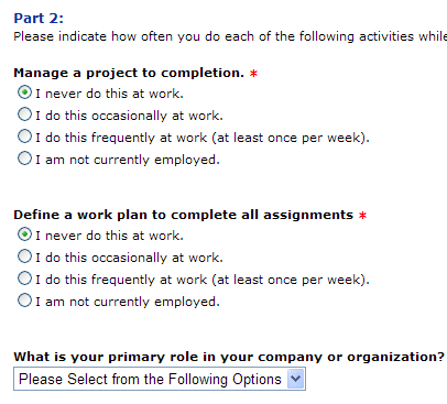 Survey Screenshot 2