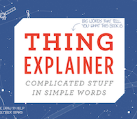 Thing Explainer Cover